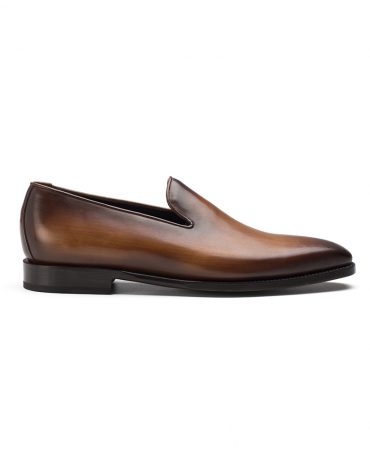 Andrés Sendra Brown Loafers