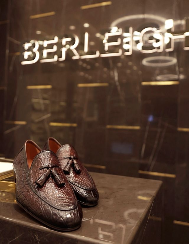 Berleigh Story & DAR Group | Luxury shoes bags & accessories