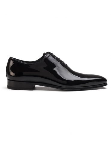Magnanni Patent Leather Oxford Shoe