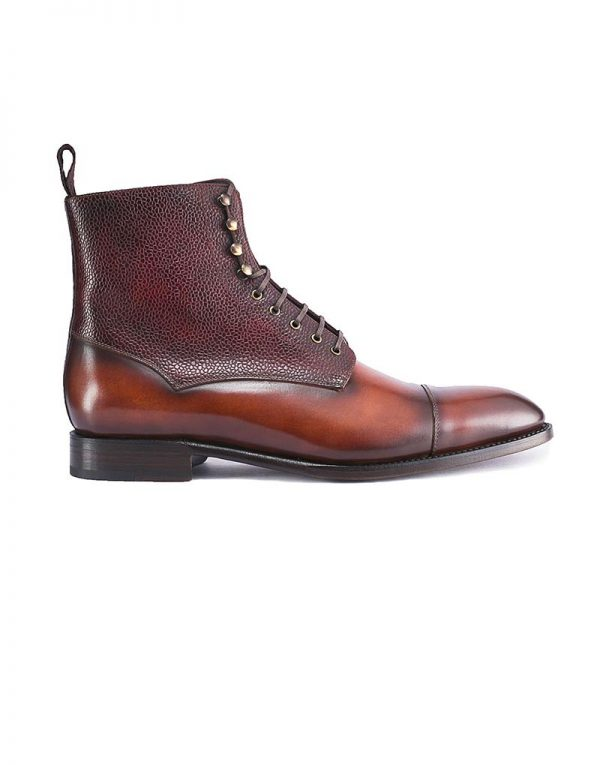 Andrés Sendra Patina Lace-up Boot