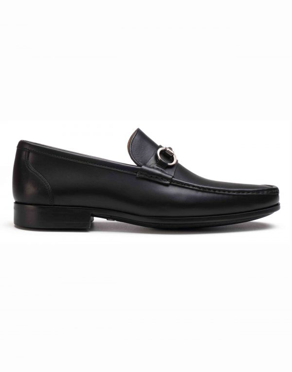 BLACK HORSE BIT LOAFERS1