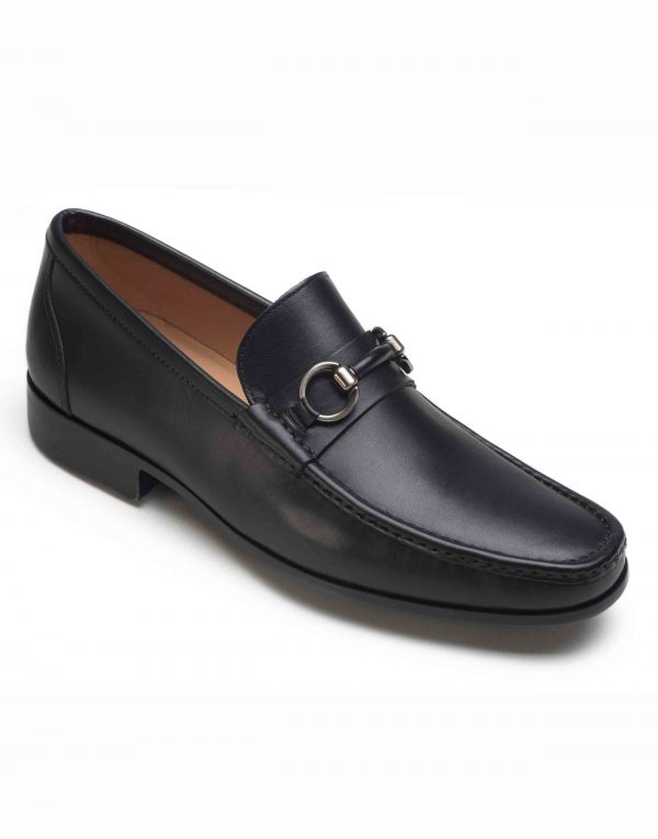 BLACK HORSE BIT LOAFERS2