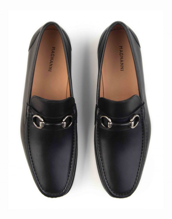 BLACK HORSE BIT LOAFERS4