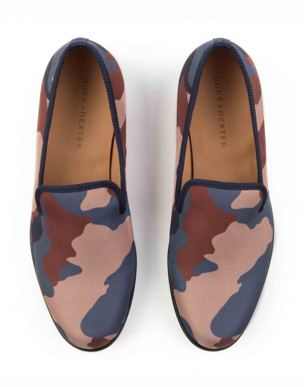 BLUE _ BROWN CAMOUFLAGE LOAFERS4