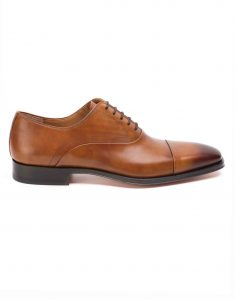 BURNT SIENNA LACEUP OXFORD1