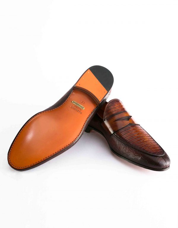 COGNAC PENNY LOAFER3