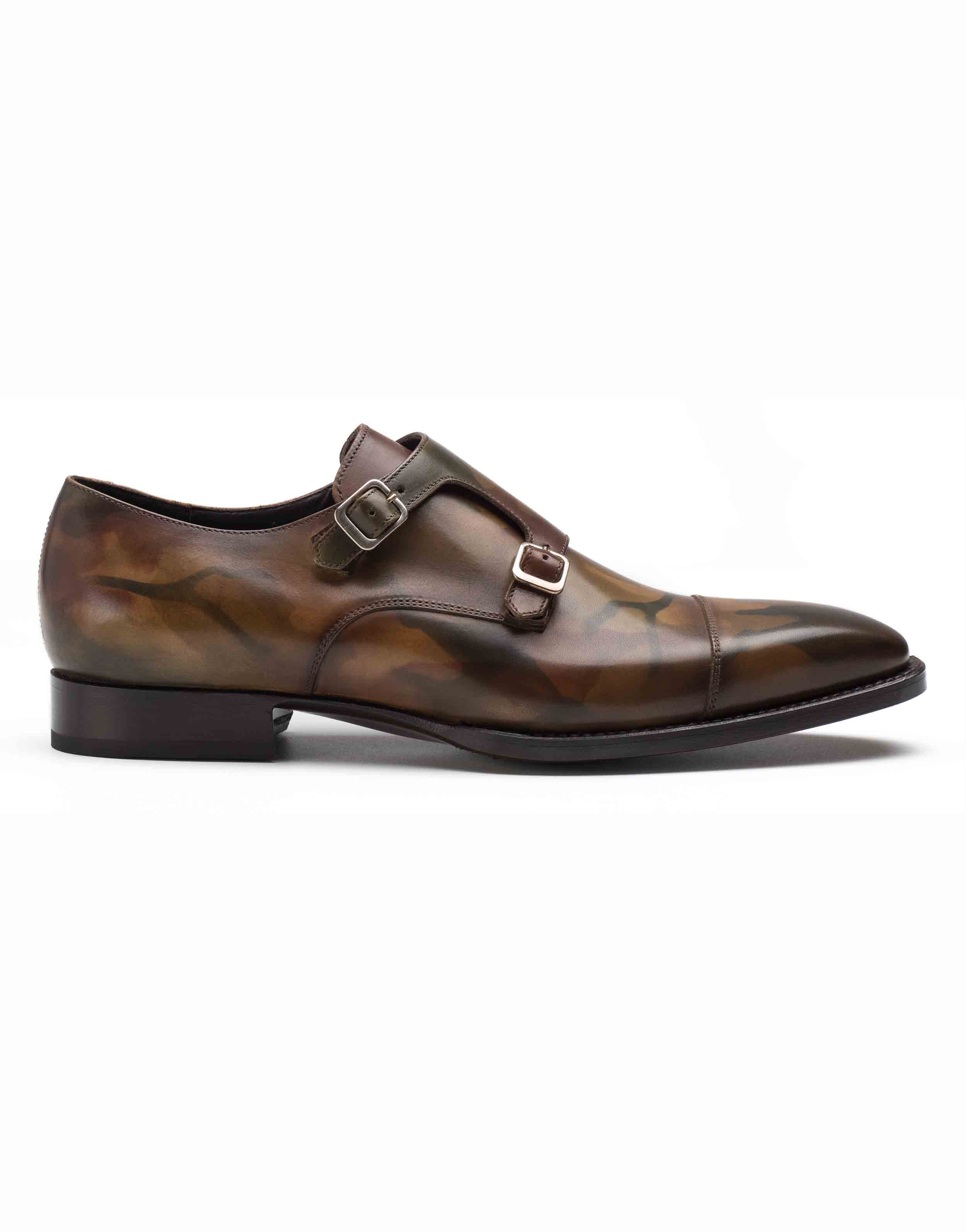 DOUBLE MONK STRAP SHOE1