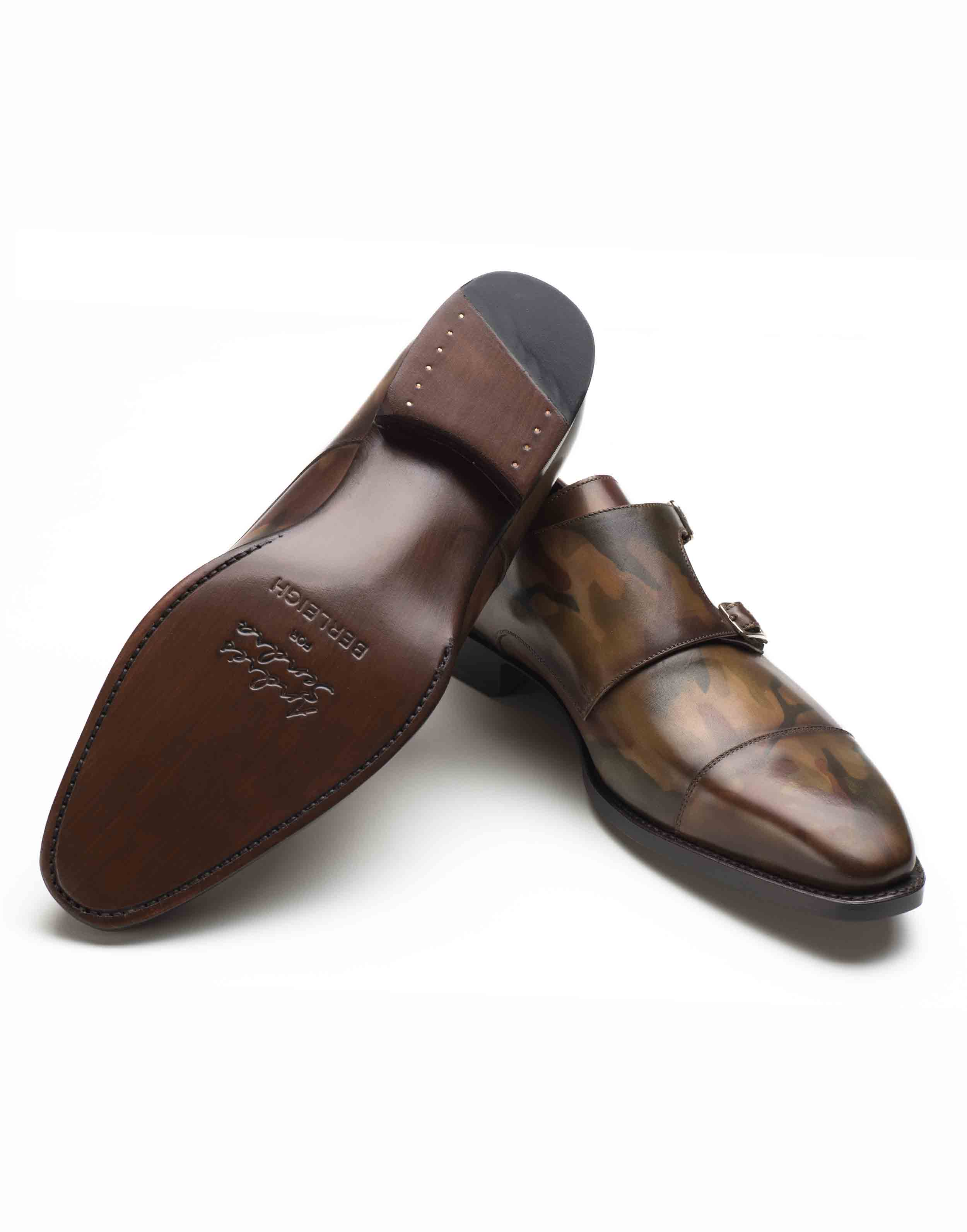 DOUBLE MONK STRAP SHOE3