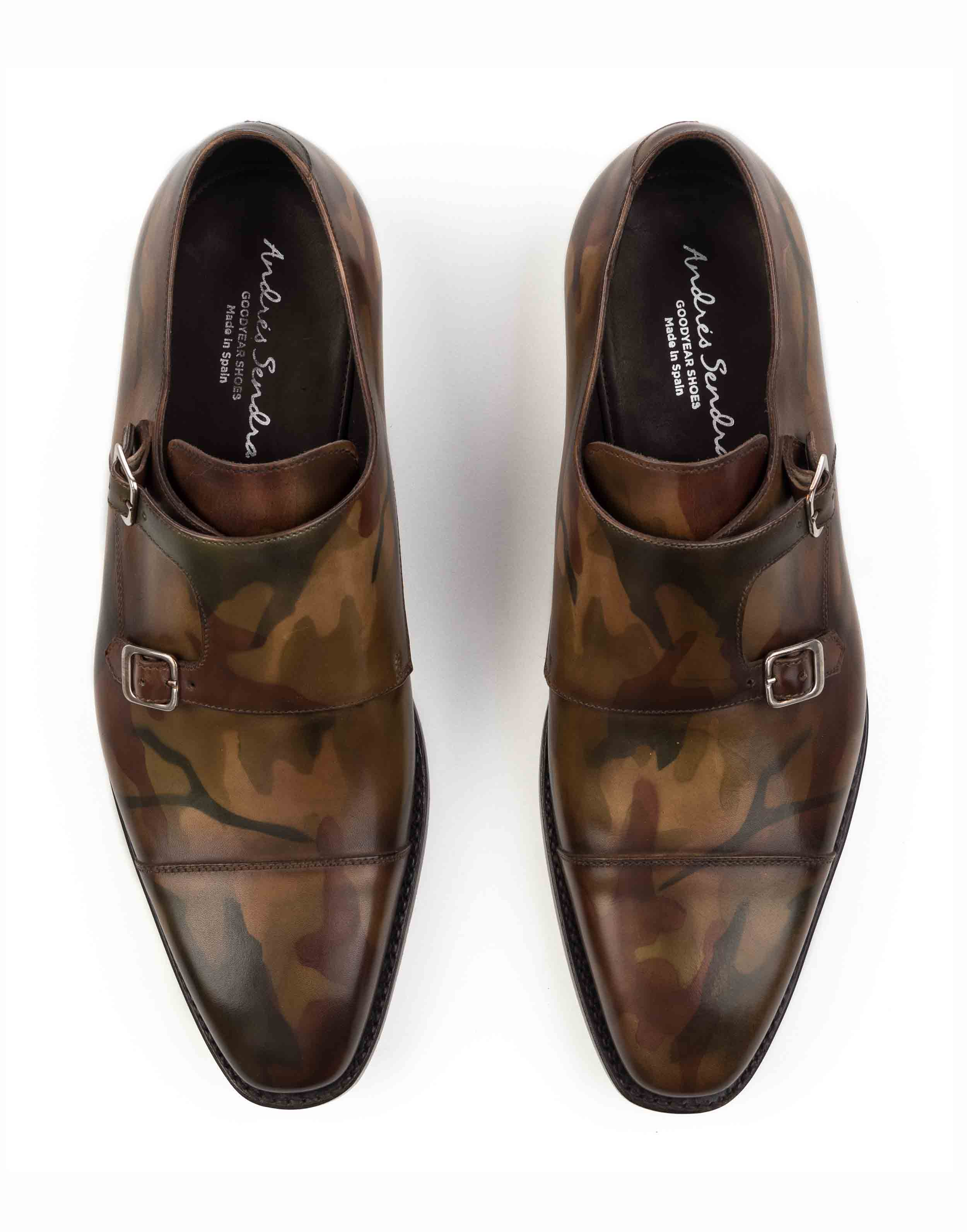 DOUBLE MONK STRAP SHOE4