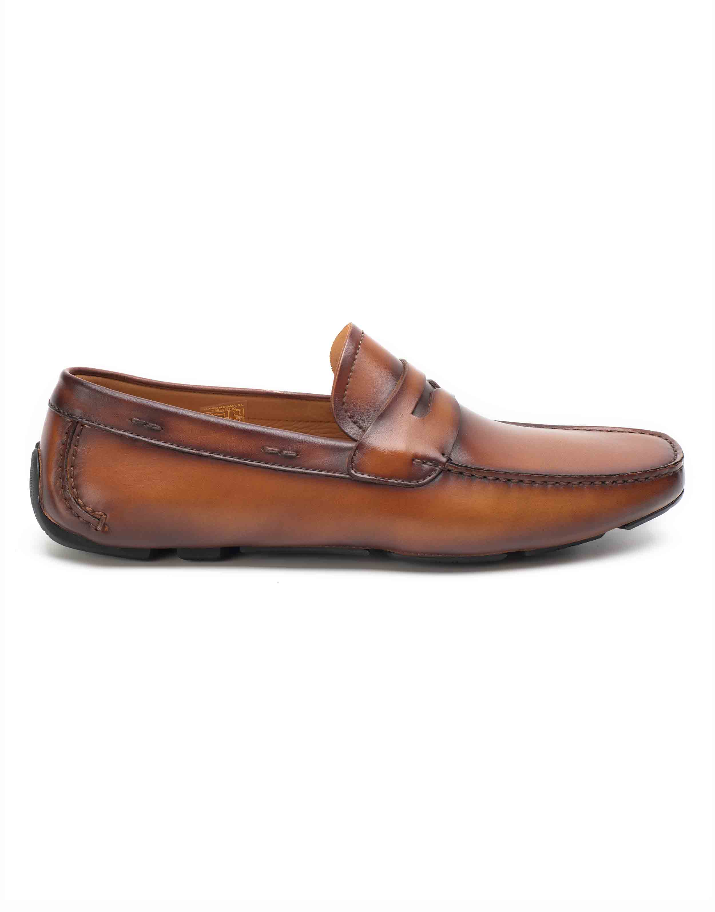 HAZEL TONED DRIVING MOCCASSIN1