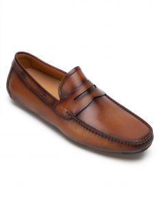 HAZEL TONED DRIVING MOCCASSIN2