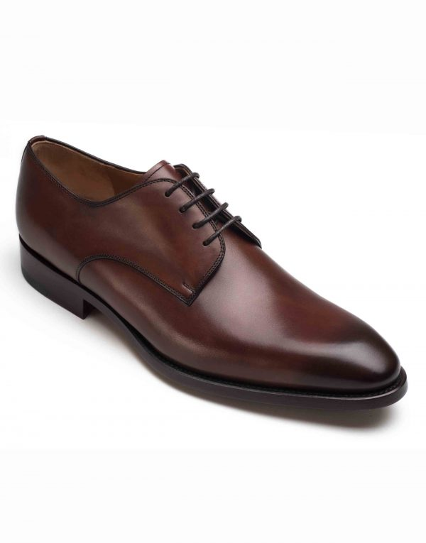 MID-BROWN DERBY SHOE2
