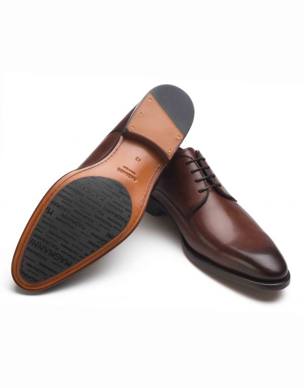 MID-BROWN DERBY SHOE3
