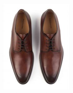 MID-BROWN DERBY SHOE4