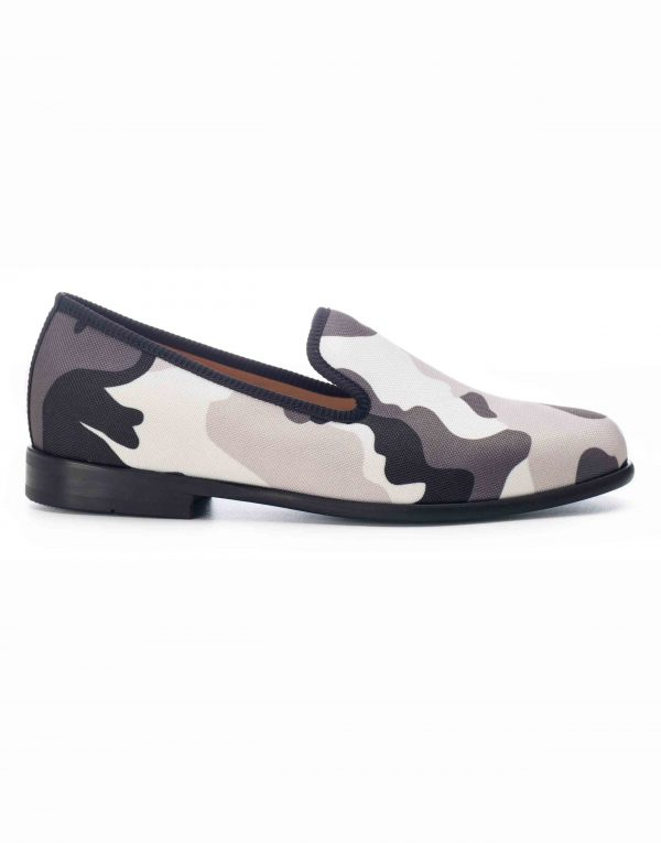 MONOCHROME CAMOUFLAGE LOAFERS1