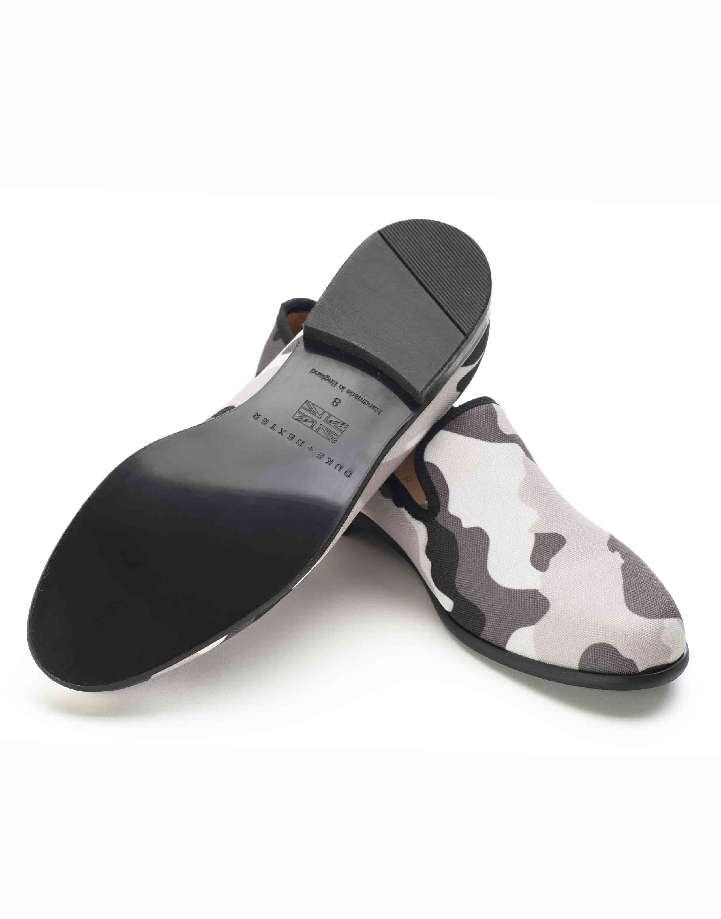 MONOCHROME CAMOUFLAGE LOAFERS3