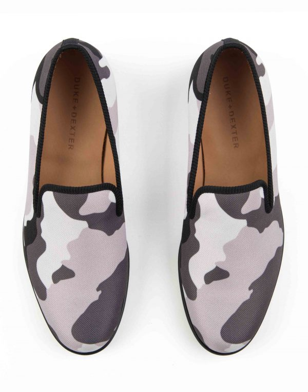 MONOCHROME CAMOUFLAGE LOAFERS4