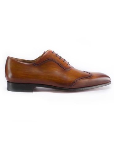 Magnanni Cuero Wingtip Oxfords