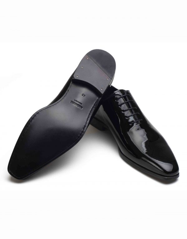 PATENT LEATHER OXFORD SHOE3