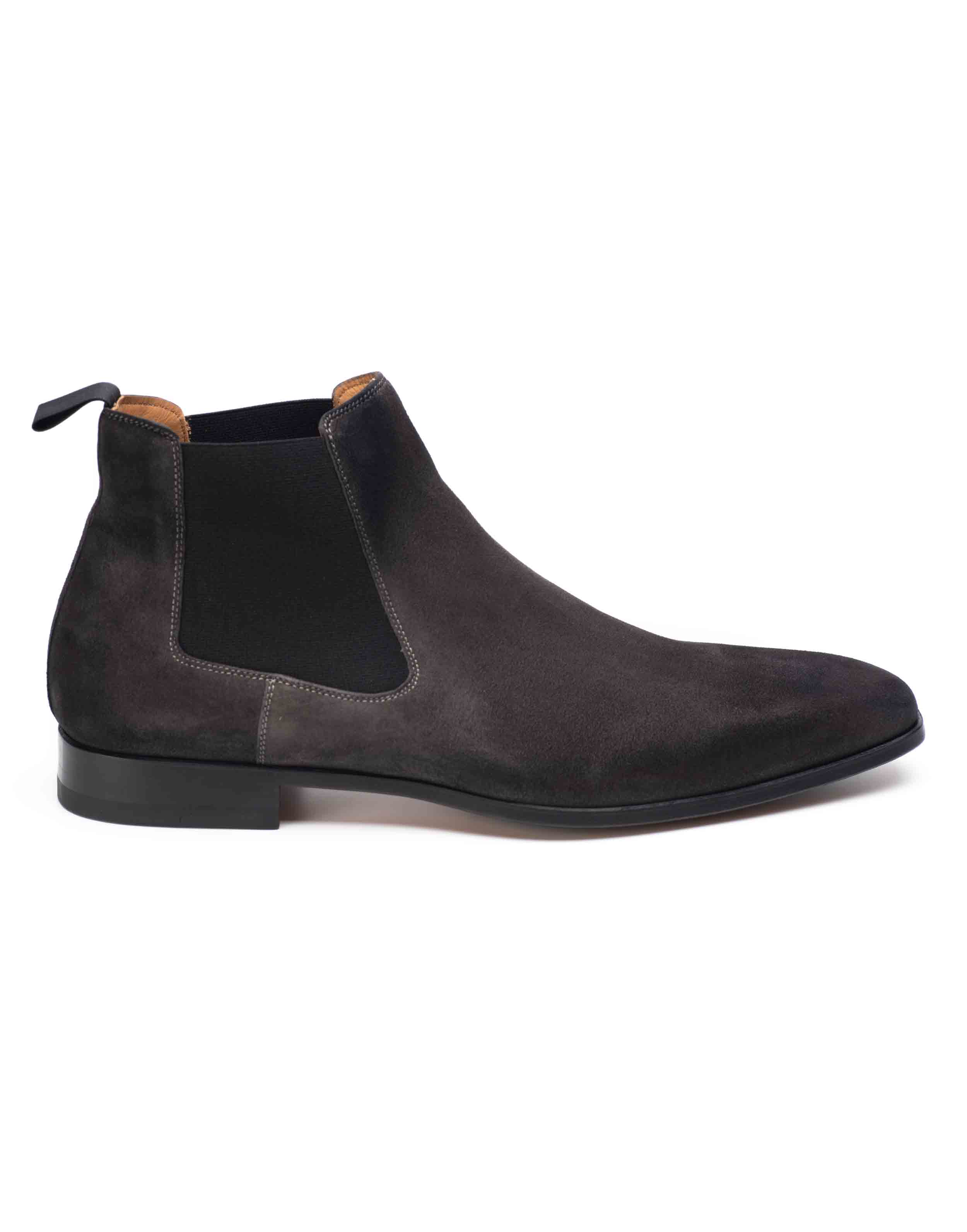 SUEDE CHELSEA BOOT1