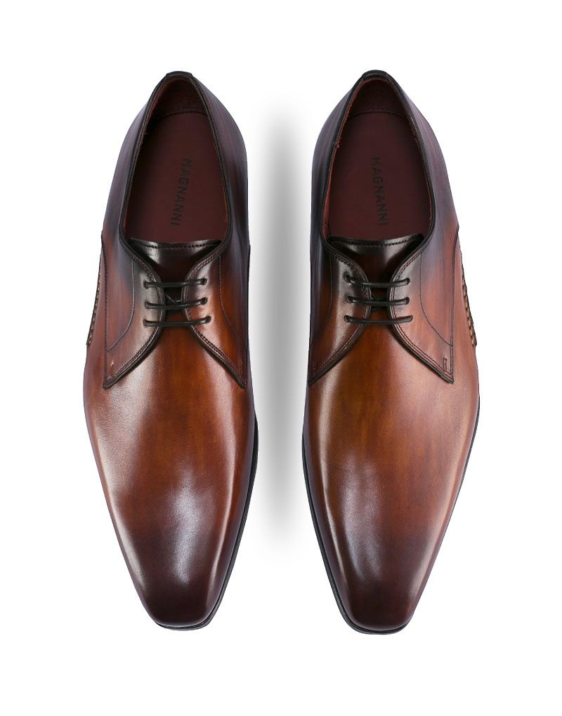 Trasera Berleigh Shoes 15476 Magnanni 4 Caoba 8OXZP0nwkN