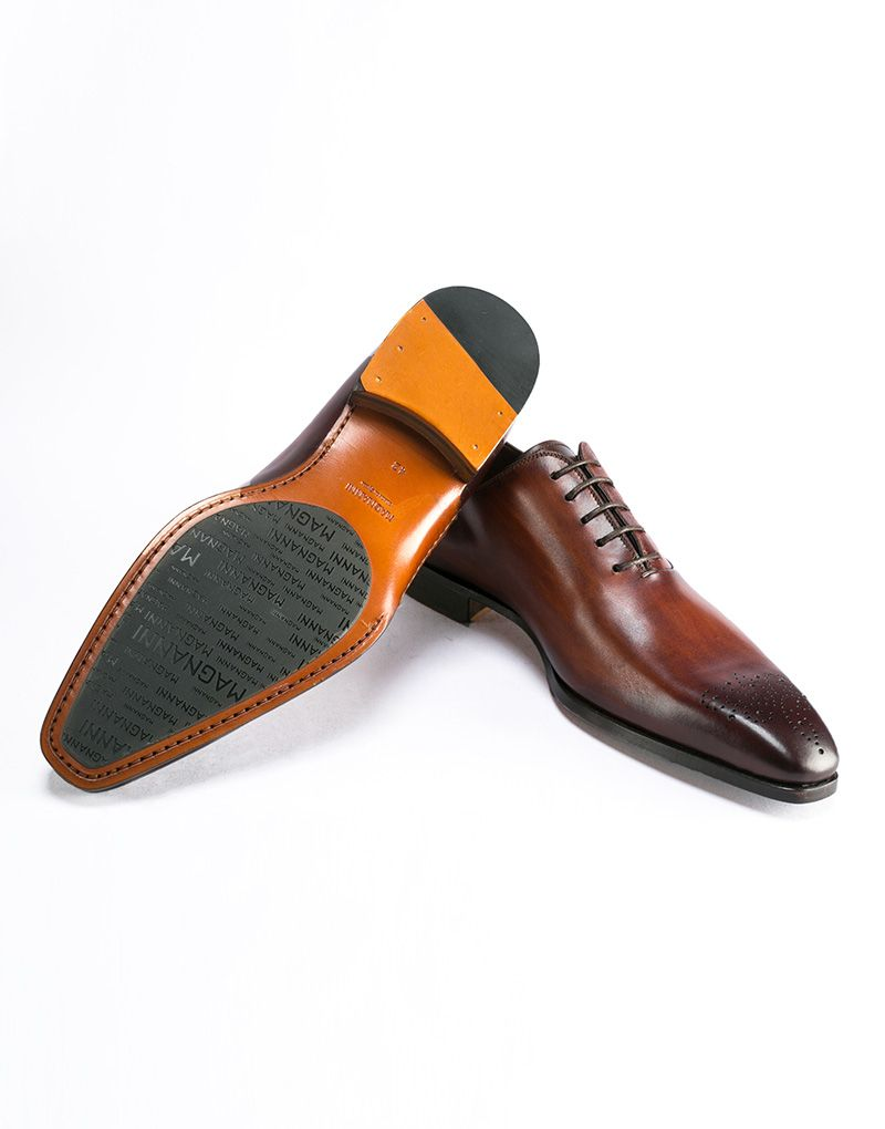 Magnanni Shoes Lace Up Oxford