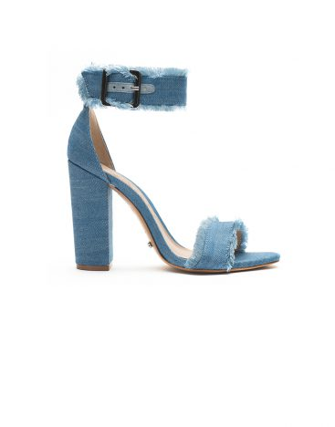 Schutz-Shoes LIGHT BLUE 1