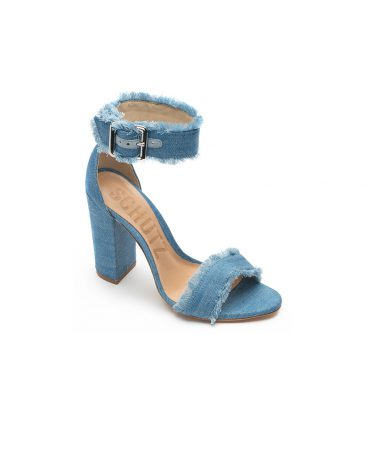 Schutz-Shoes LIGHT BLUE 2