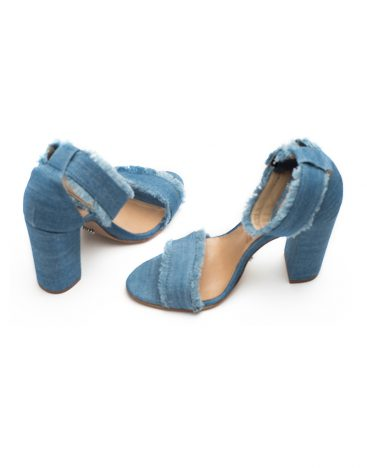Schutz-Shoes LIGHT BLUE 3