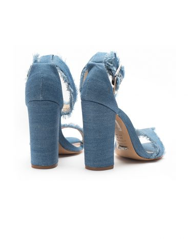 Schutz-Shoes LIGHT BLUE 4