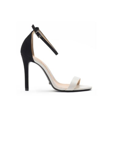 Schutz Bare-All Two Toned Stilettos