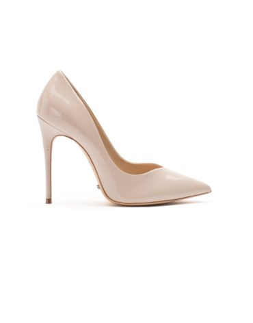 Schutz Nude High Heel Pumps