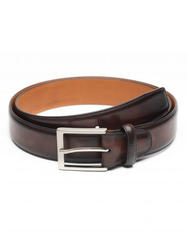 Magnanni Dark Brown Belt 1