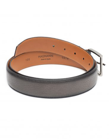 Magnanni Grey Belt 2