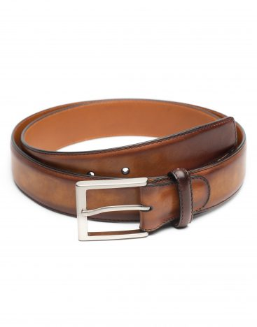 Magnanni Tan Belt 1