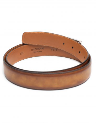 Magnanni Tan Belt 2