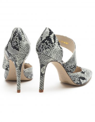 Pumps White print4