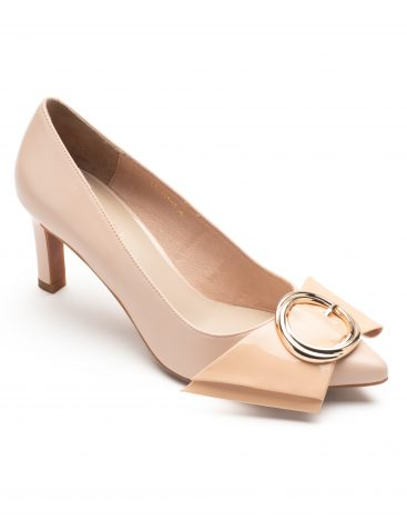 Pumps Tan2