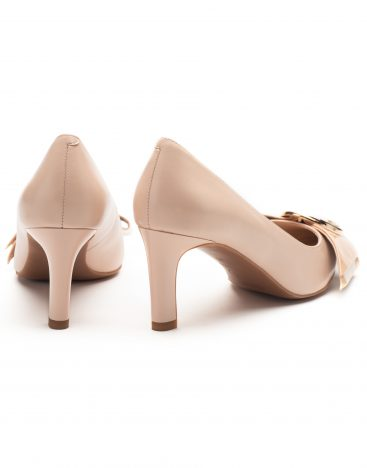 Pumps Tan3