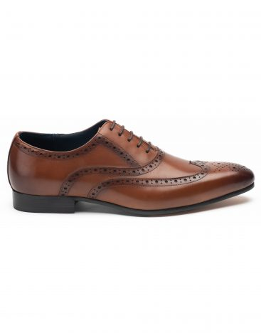 Lace Ups-Brown1