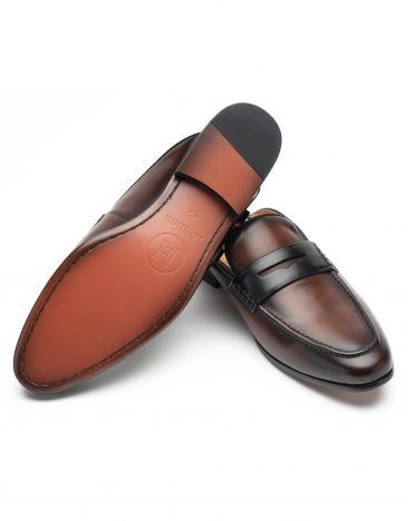 Slip Ons Dark Brown3