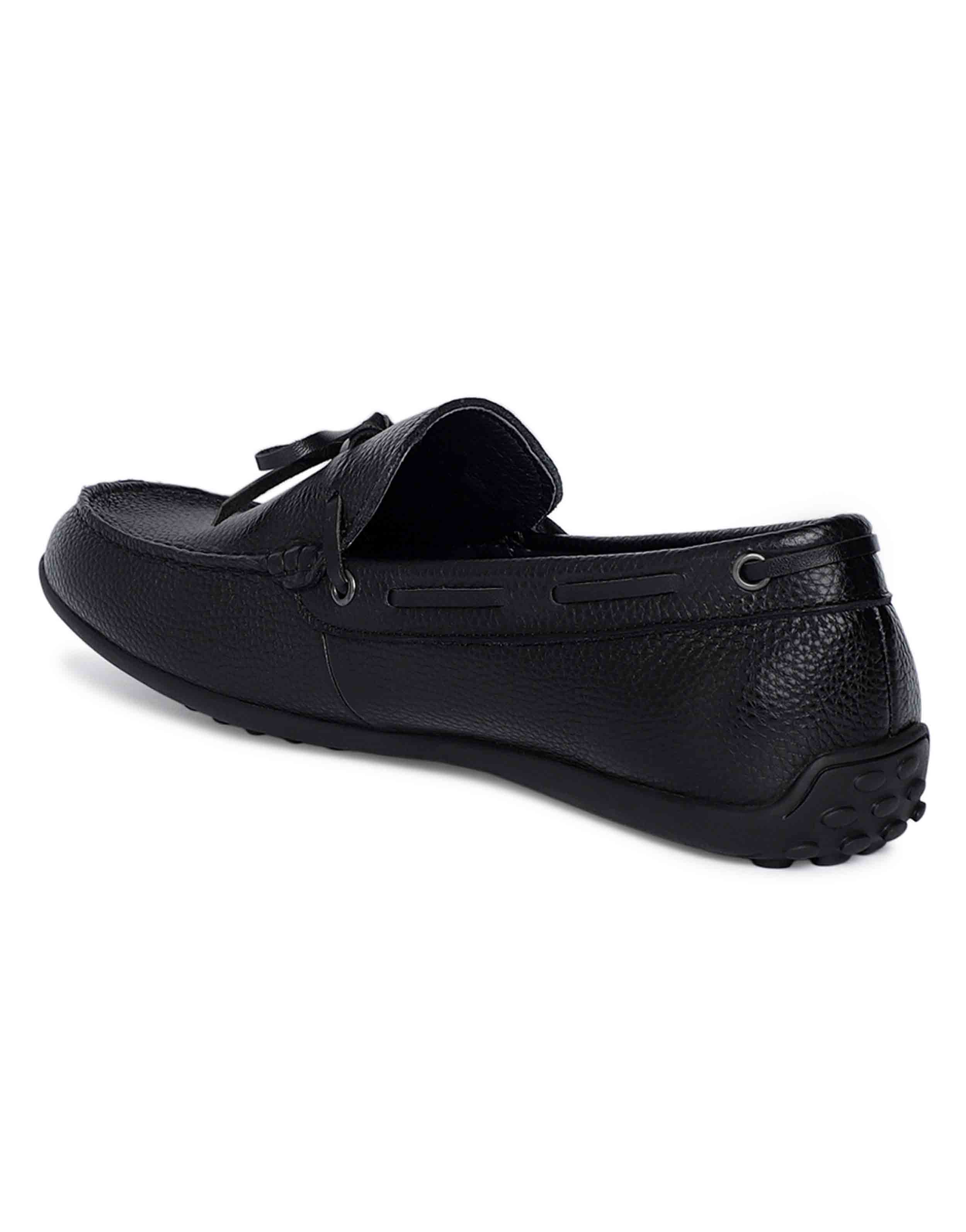 Charcoal Horse-bit Loafer 3