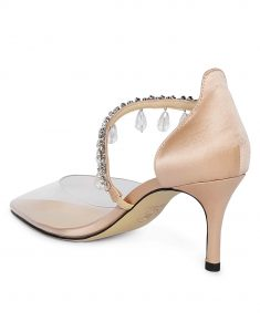 Clear Studded Sandals3