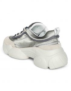Grey Chunky Sneakers3