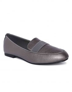 Grey Trendy Loafers2