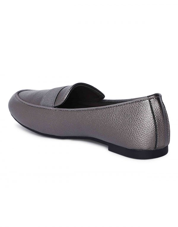 Grey Trendy Loafers3