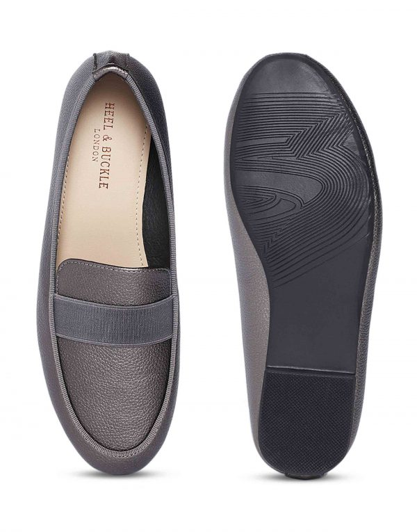 Grey Trendy Loafers4
