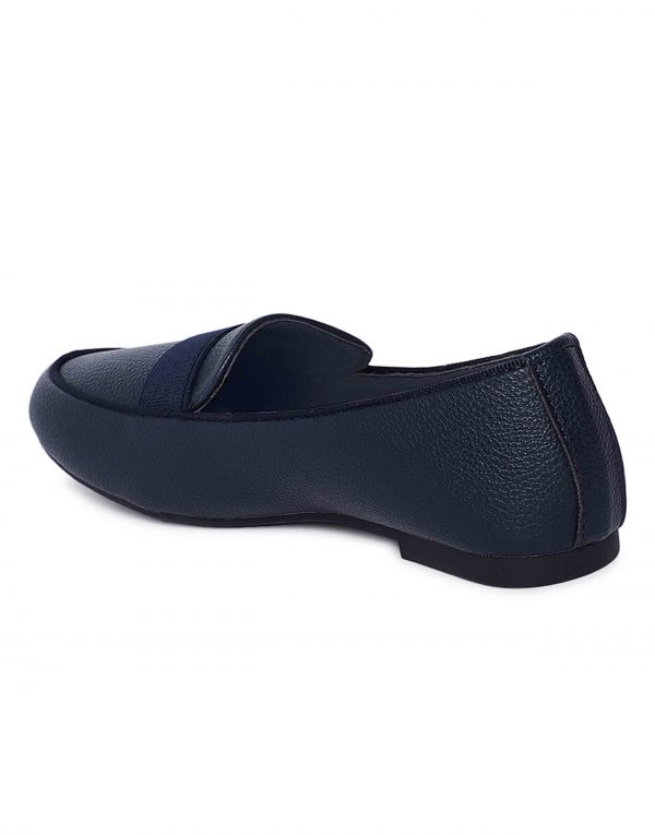 Navy Trendy Loafers3