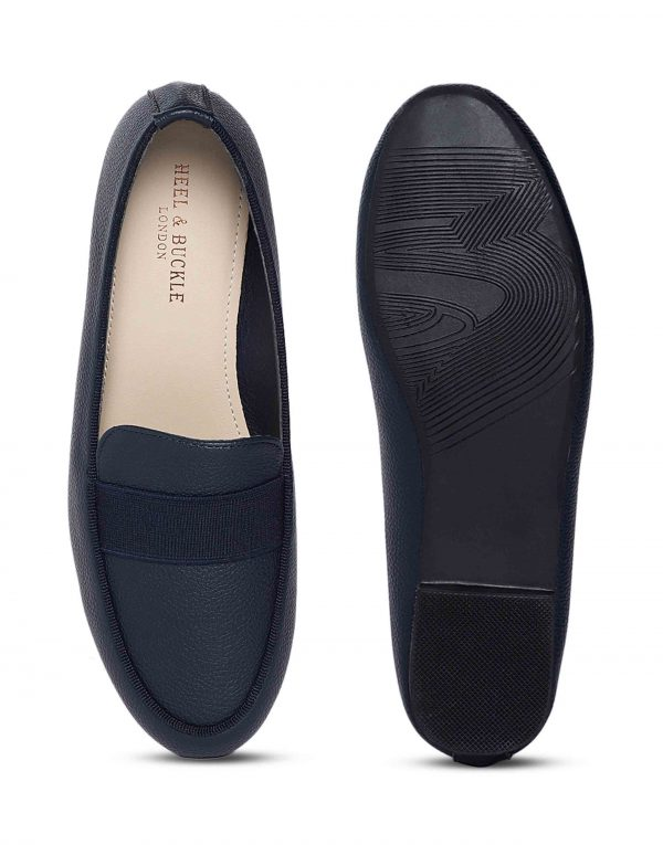 Navy Trendy Loafers4