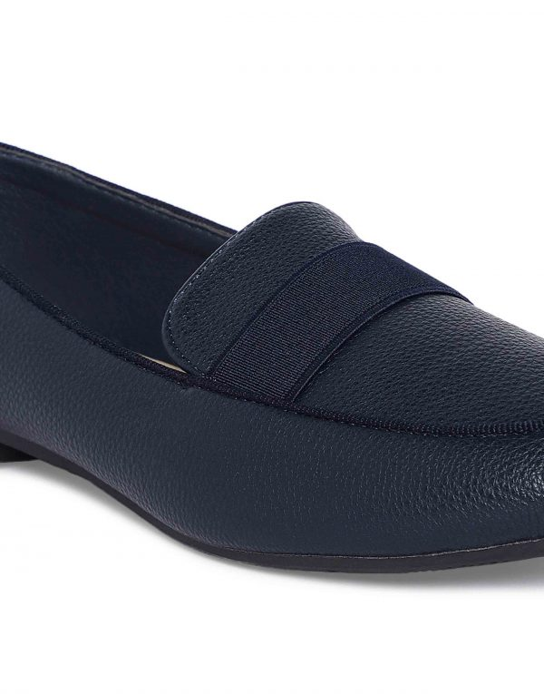 Navy Trendy Loafers5